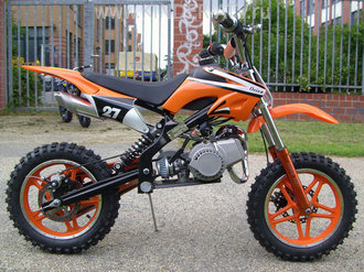 DIRT BIKE 49cc